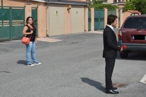 Paolo rincorre